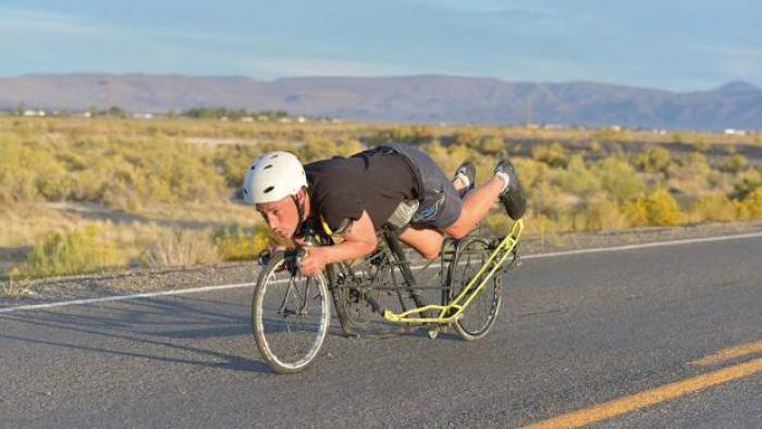 Battle Mountain: Graeme Obree