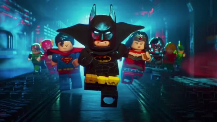 The LEGO Batman Movie Image