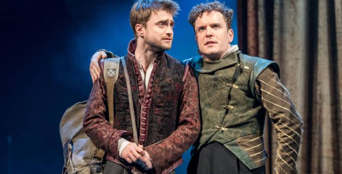 NT Live: Rosencrantz & Guildenstern Are Dead (Encore) Image