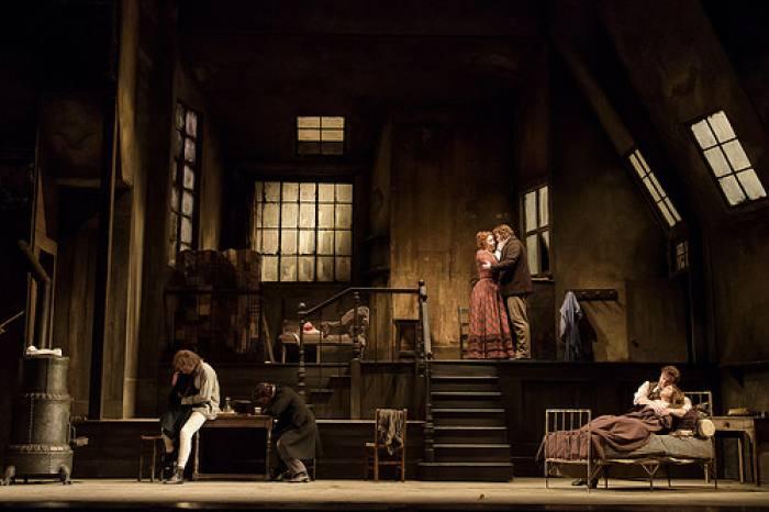ROH: La Bohème (Encore) Image