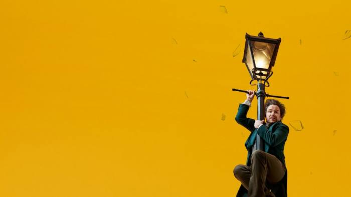 NT Live: Young Marx Image