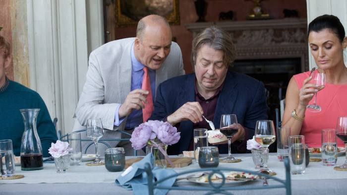 The Hippopotamus + Q&A with Stephen Fry Image