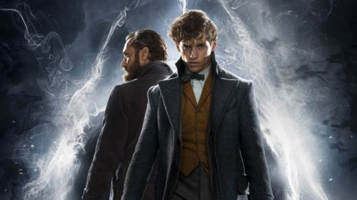 BABY & ME: Fantastic Beasts: The Crimes of Grindelwald Image
