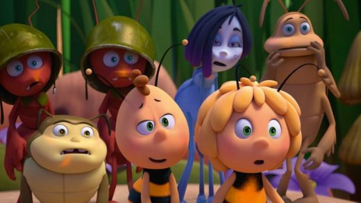 Kids Club Maya the Bee: The Honey Games Image