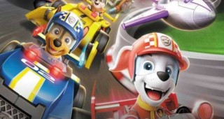 Kids Club: Paw Patrol: Ready, Race, Rescue!