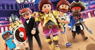 KIDS CLUB: Playmobil: the Movie