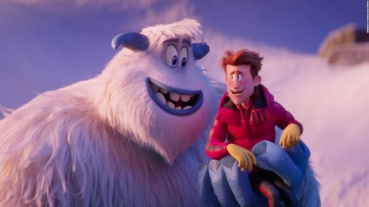 KIDS CLUB: Smallfoot Image