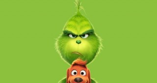 KIDS CLUB: The Grinch
