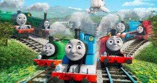 KIDS CLUB: Thomas & Friends: Big World, Big Adventures The Movi
