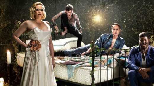 NT Live: A Midsummer Night's Dream Image