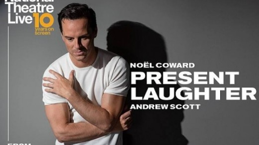 NT Live: Present Laughter Image