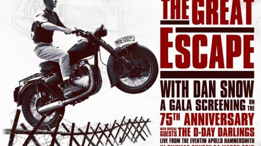The Great Escape: Live 75th Anniversary Gala Screening Image
