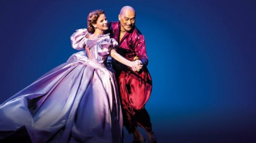 The King and I: From London's Palladium Image