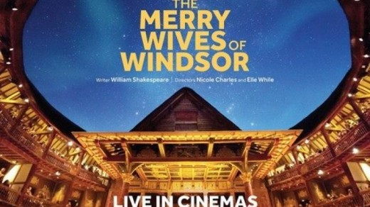 The Merry Wives of Windsor: Live from the Globe Image