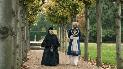 Victoria and Abdul Image