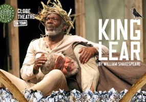 King Lear from Globe Image