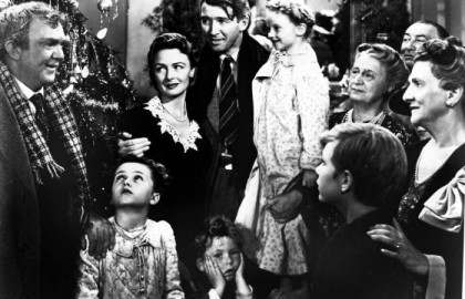 CHRISTMAS CLASSIC: It's a Wonderful Life (1946)